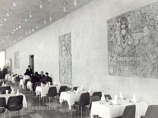 Ресторан «Цовинар».