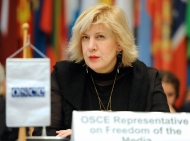 OSCE representative concerned about Armenian court decision forcing media to disclose sources
