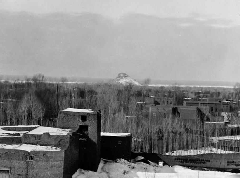 Վանի Այգեստան թաղամասը մինչև 1915 թ.