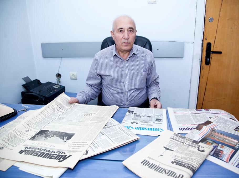 Սամվել Սարգսյանը