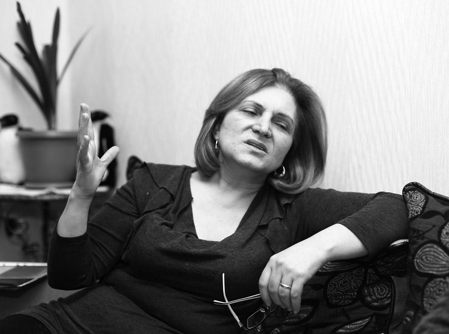 Անահիտ Մարտիրոսյանը