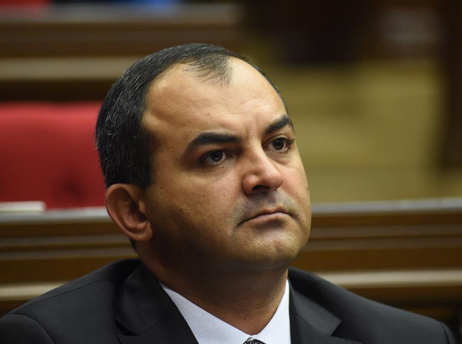 ՀՀ գլխավոր դատախազ Արթուր Դավթյանը