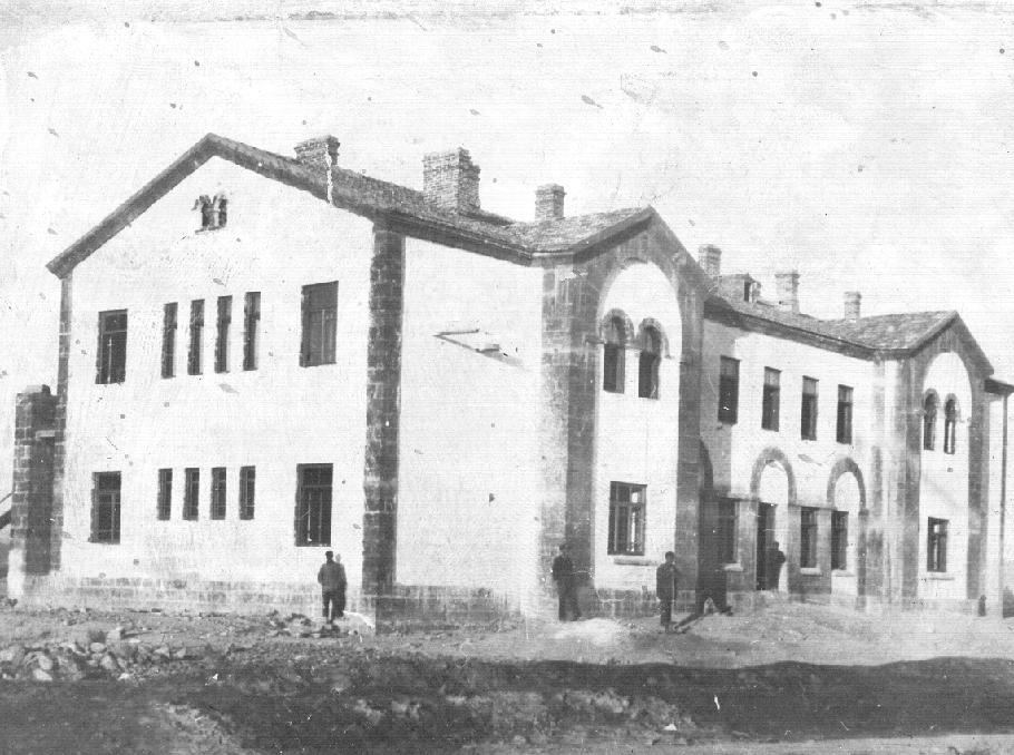 Լուկաշինի հիվանդանոցը