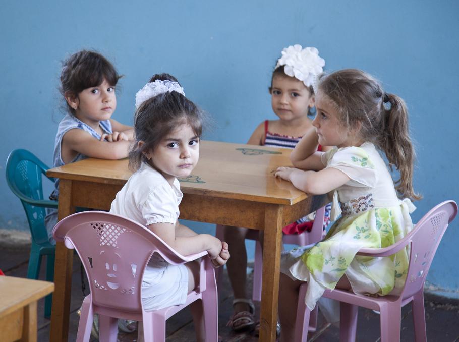 Լուկաշինի մանկապարտեզում